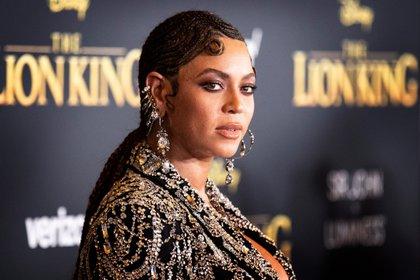 La cantante estadounidense, Beyoncé. (Foto: EFE/EPA/ETIENNE LAURENT/Archivo)