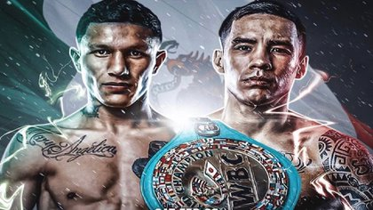 Both are undefeated in championship fights (Photo: Instagram / oscarvaldez56)