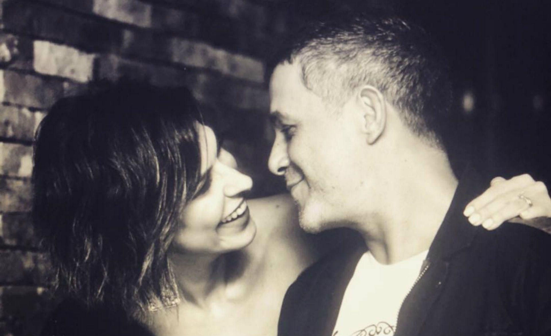 Perera y Sanz se casaron en 2012 (Instagram: raquel_perera)