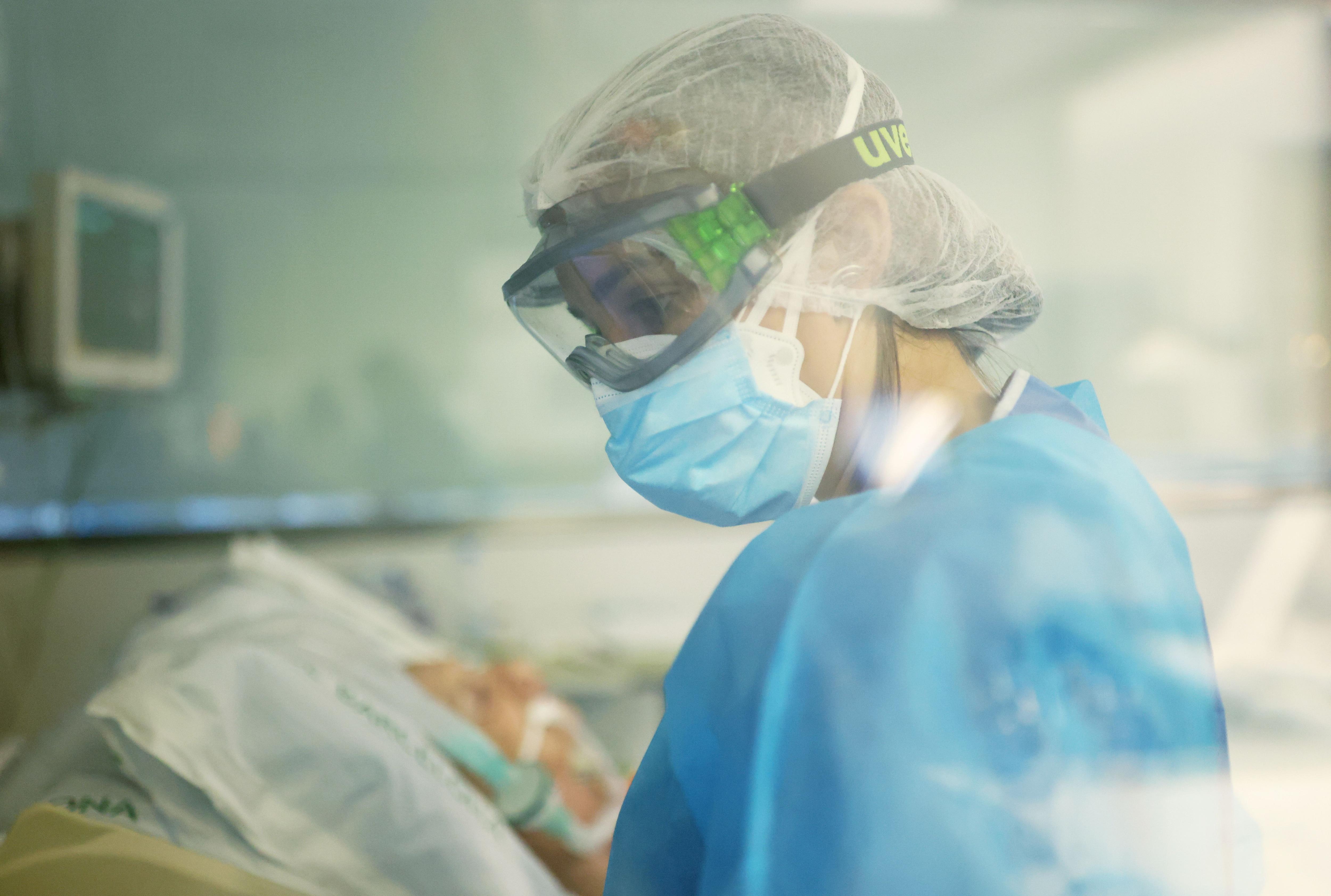 Hubo brotes aislados de diversas infecciones resistentes a los medicamentos en distintos rincones de Estados Unidos, así como en India, Italia, Perú y Francia REUTERS/Nacho Doce