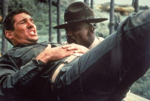 Sylvester Stallone y John Travolta fueron considerados para el papel de Zack.