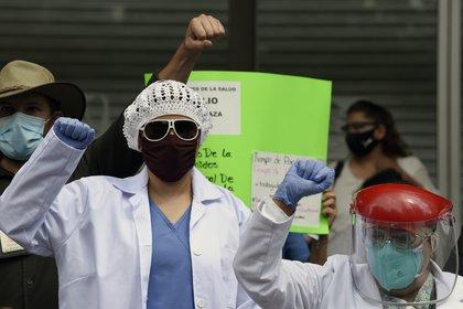 Imagen de archivo (Foto: ALFREDO ESTRELLA / AFP)