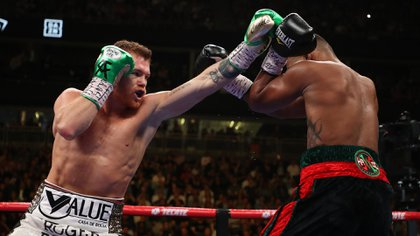 El mexicano sumó la 52ª victoria de su carrera (Foto: AFP)