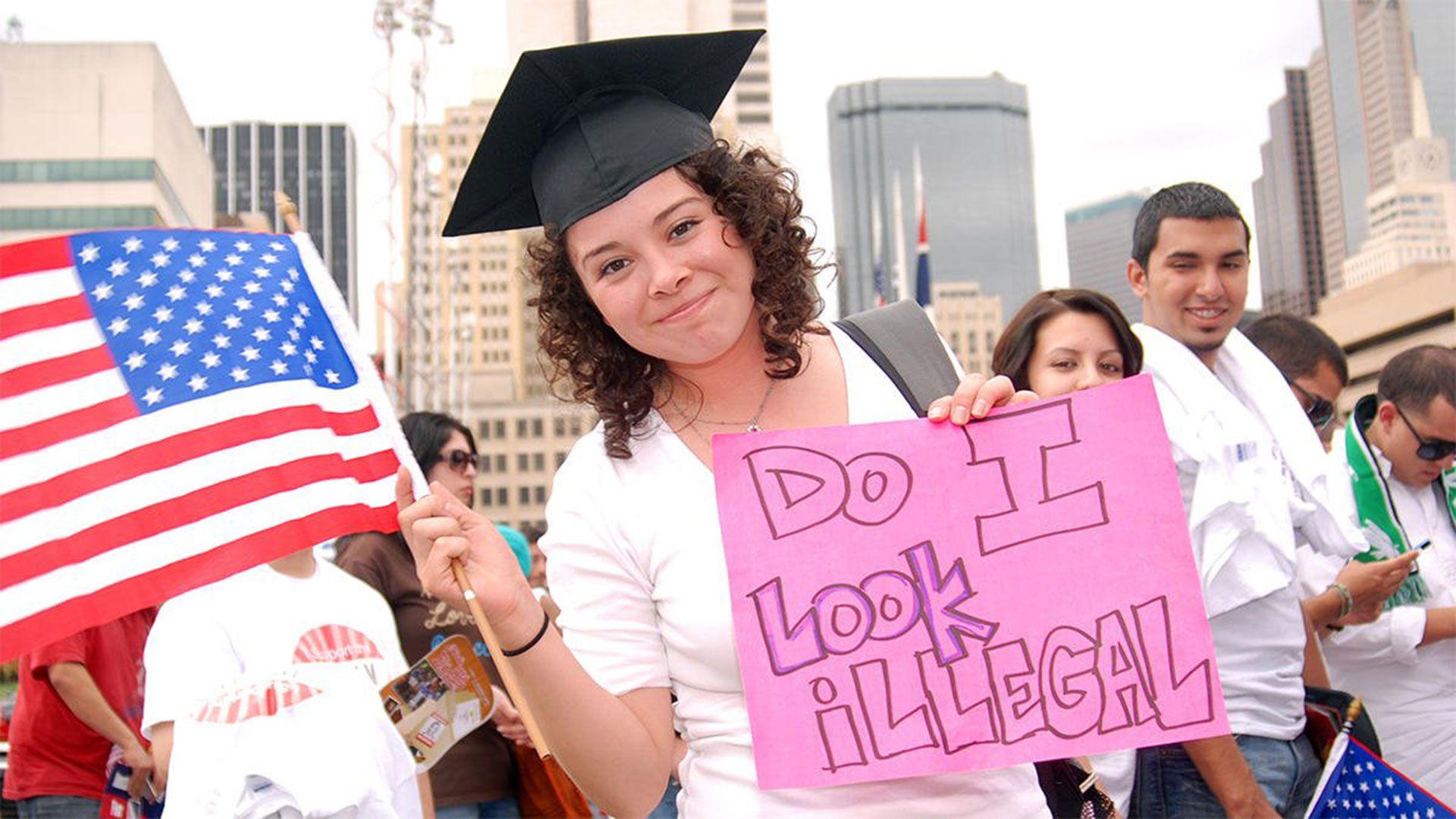 Para el año 2060 una de cada tres personas en Estados Unidos serán hispanas (Foto: Archivo)