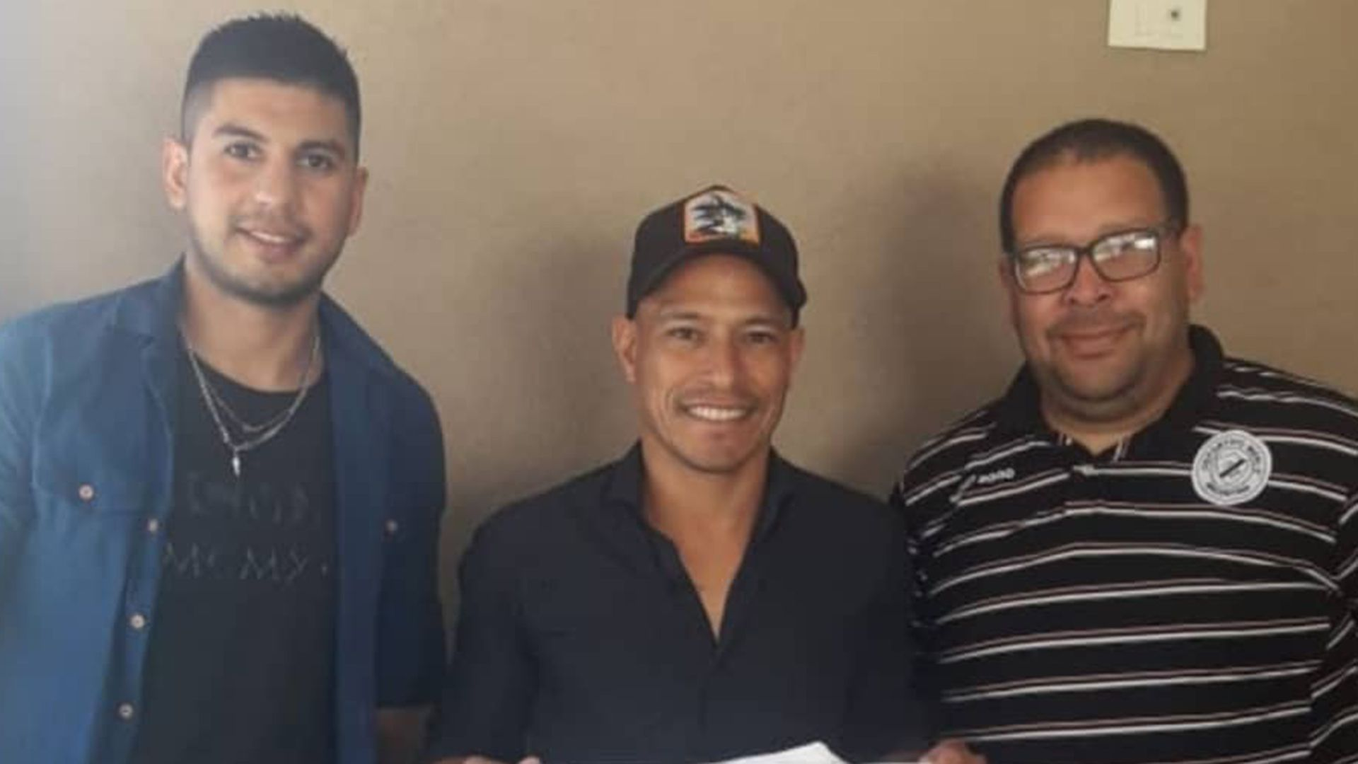 Clemente Rodríguez refuerzo de Deportivo Merlo