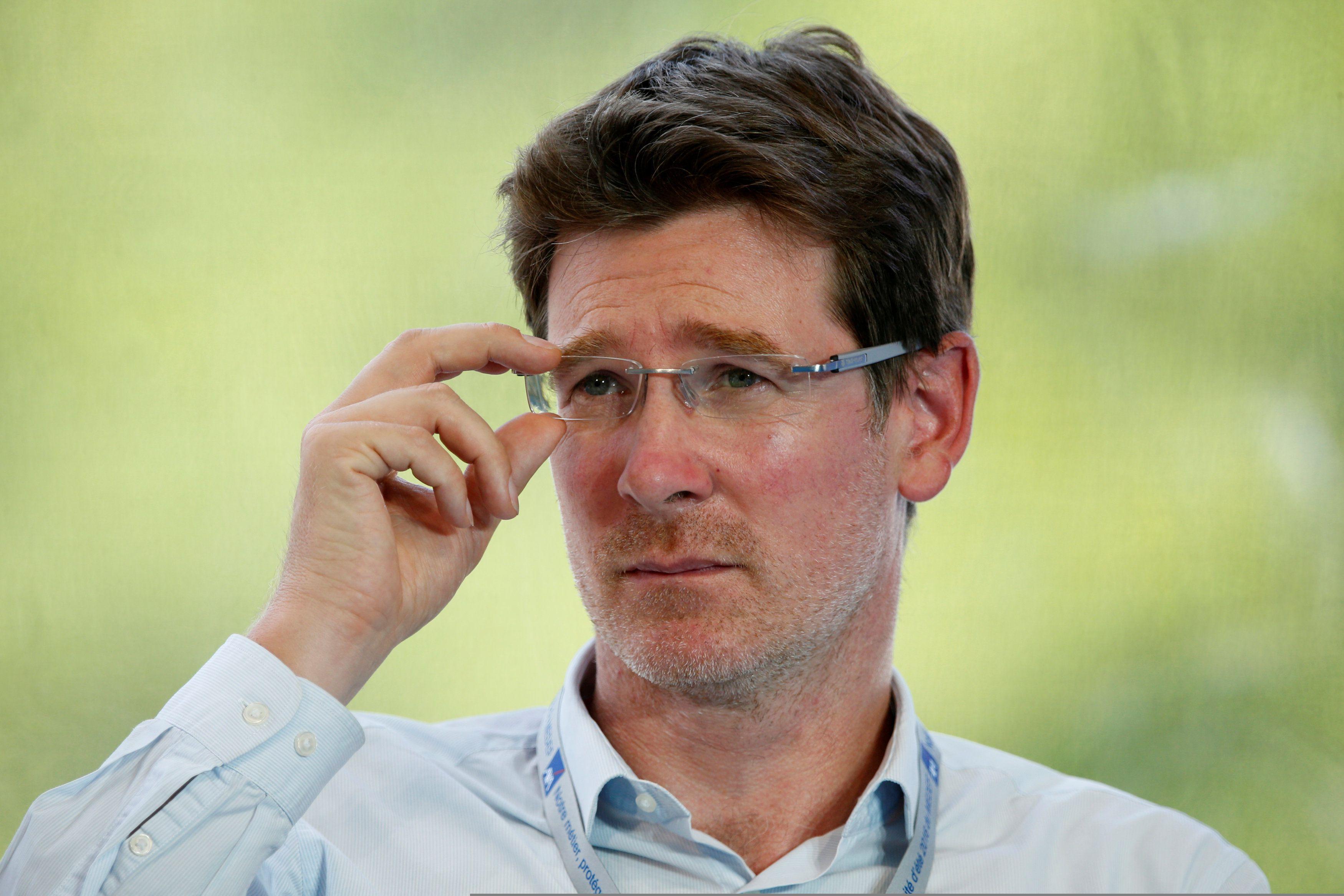 El eurodiputado Pascal Canfin