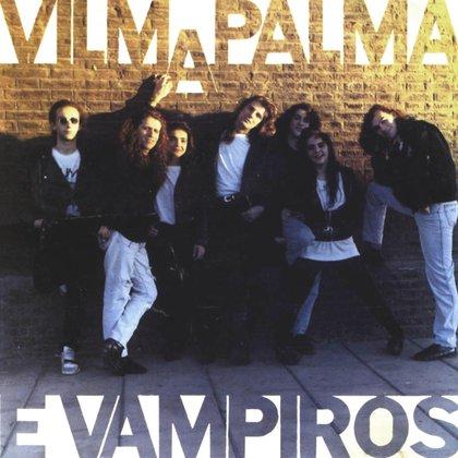 La portada de la primera placa del grupo