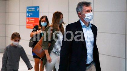 Macri viajó a París de vacaciones y luego irá a Suiza (Cristóbal Ochoa)