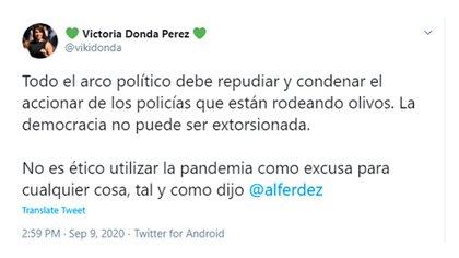 Victoria Donda - @vikidonda