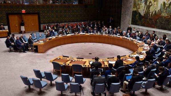 Este lunes se llevó a cabo una nueva sesión del Consejo de Seguridad