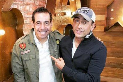 """Yordi Rosado y Adal Ramones saltaron a la fama gracias a """"Otro Rollo"""" (Instagram)"""