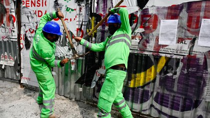 El edificio se encontraba en suelo prohibido por cuestiones ambientales (Foto: Gobierno de Ciudad de México)