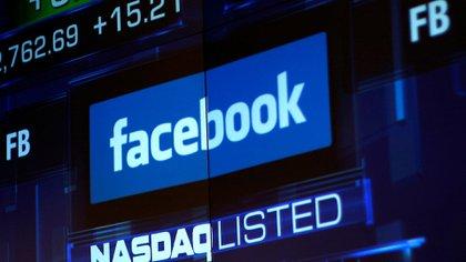 Las acciones de Facebook se desplomaron en la bolsa de Nueva York (Reuters)