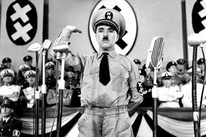 El gran dictador (1940) de Charles Chaplín. (Foto: Archivo)