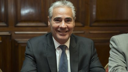 Sergio Torres participó de las jornadas a 10 años de Arriola en el Senado (CIJ)