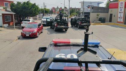 Fusiles, vehículos y uniformes: el decomiso a siete miembros del Cártel de Sinaloa que atacaron a policías