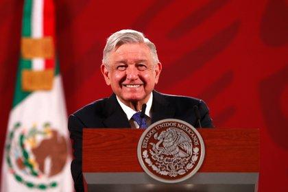 """Luego de la detención de """"El Marro"""" el 2 de agosto de 2020, López Obrador indicó que los homicidios en Guanajuato se redujeron (Foto: EFE)"""