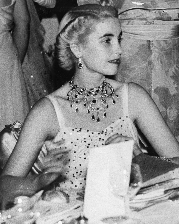 Barbara Hutton joven