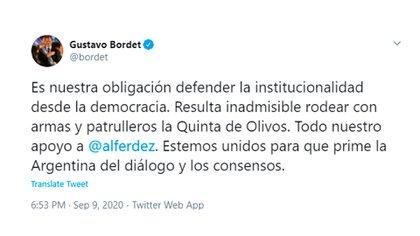 Gustavo Bordet - @bordet