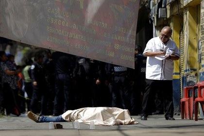 Tan solo en enero de este 2020 hubo 116 homicidios en la entidad poblana (Foto: REUTERS/Luis Cortés)