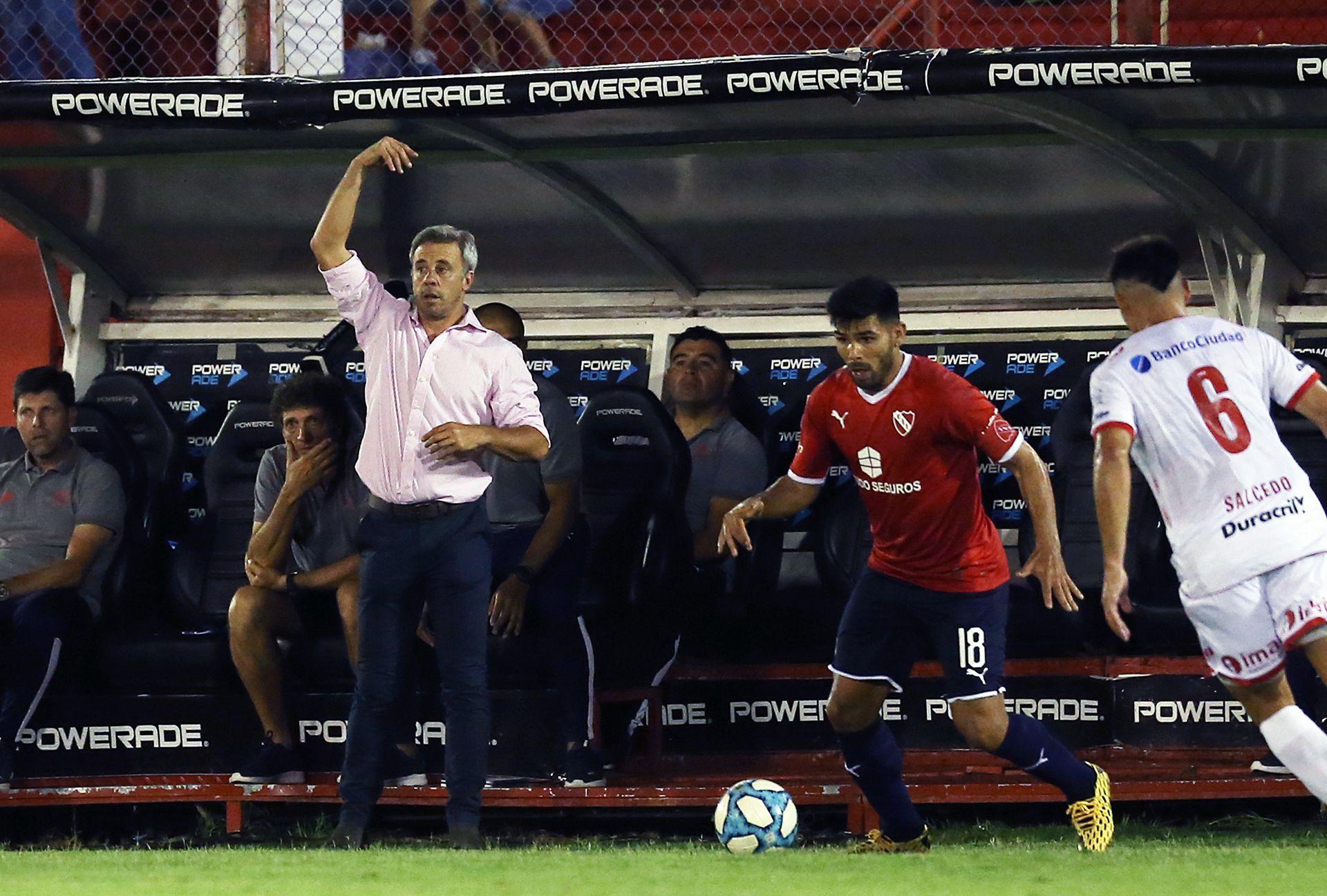 Lucas Pusineri Independiente