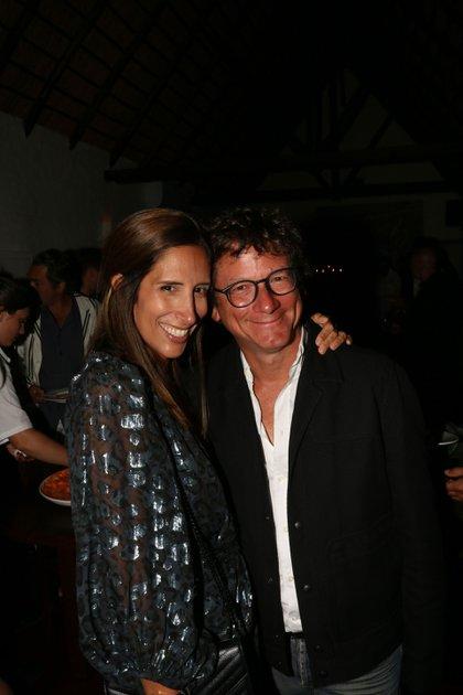 Florencia Perotti y Gabriel Martino (HSBC)