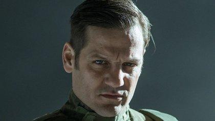 """Rodrigo de la Serna como Palermo, en """"La Casa de Papel 3"""""""