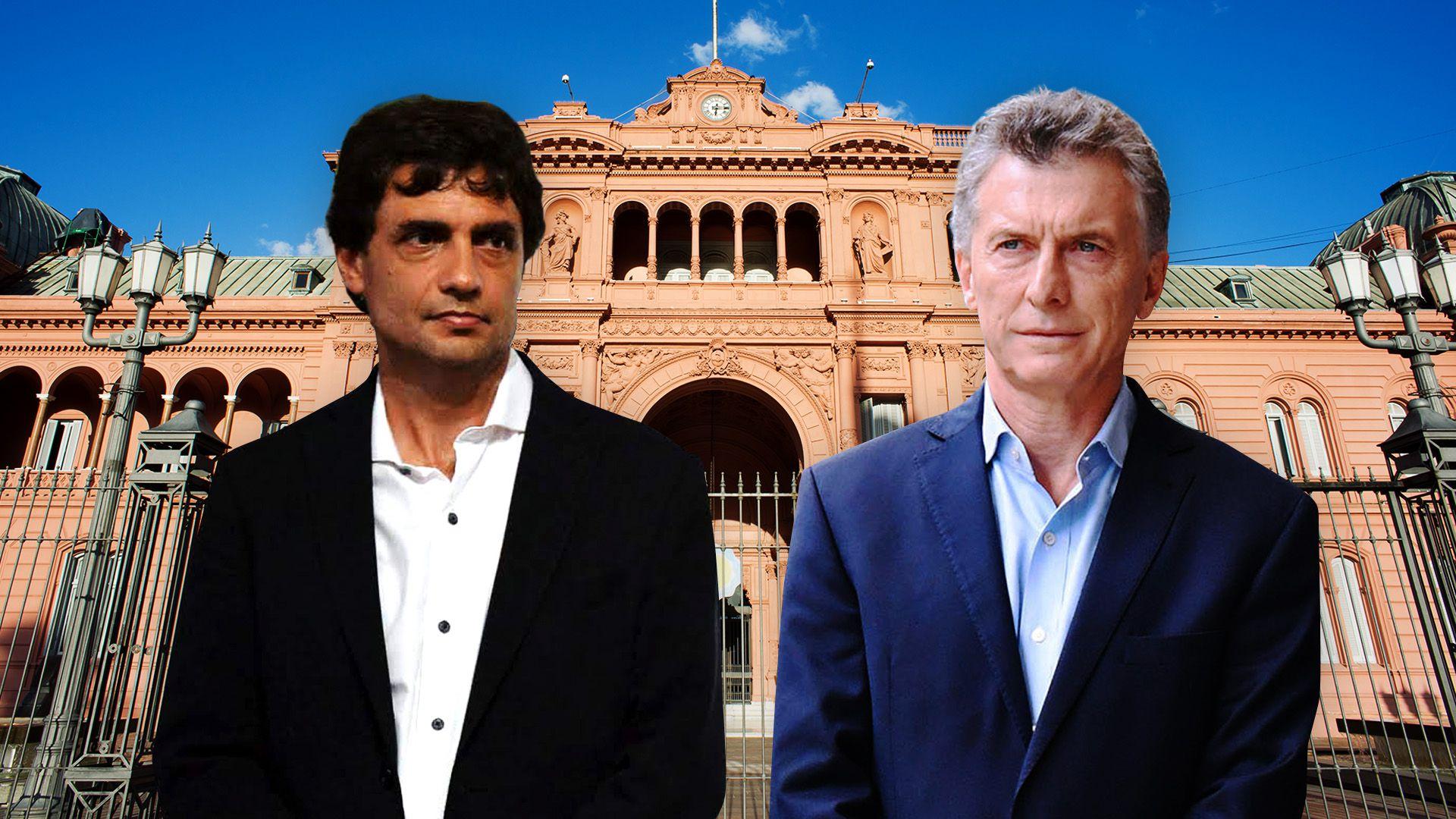 Hernán Lacunza se reunirá este lunes a las 11 con el presidente Mauricio Macri