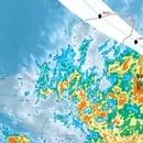 La tormenta tropical Zeta se intensificó a Huracán categoría 1 (Foto: Especial)