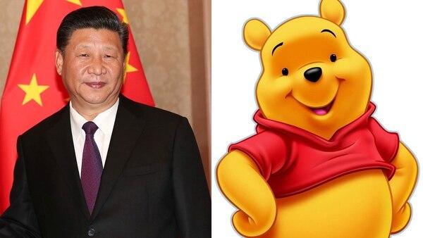 Winnie the Pooh censurado en China tras comparaciones de Xi Jinping con el Oso