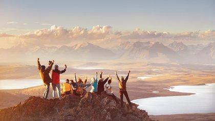 Bariloche, Ushuaia, Iguazú, Calafate, Mar del Plata, Villa La Angostura y Mendoza destacan entre las preferencias para el verano (Shutterstock)