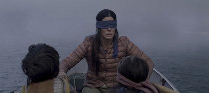 """Bird Box: A ciegas"" con Sandra Bullock está disponible gratis en Netflix"