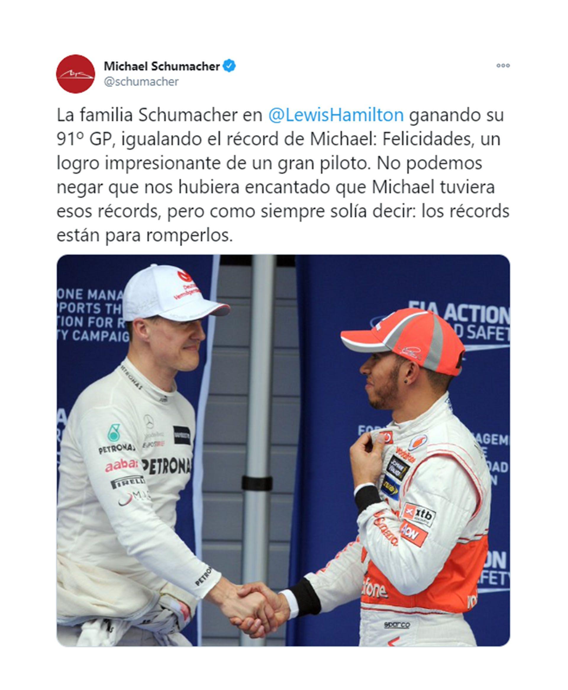 Tuit Schumacher