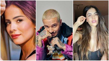 Danna García, J Balvin y Jessica Cediel son algunos de los famosos colombianos que se han contagiado.