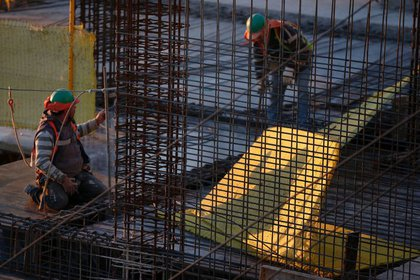 Las obras de construcción no se frenaron, pero hay menos gente en las obras y esperan una ralentización