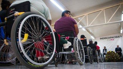 Se busca que las personas con discapacidad tengan más acceso a la educación (Foto: Cuartoscuro)