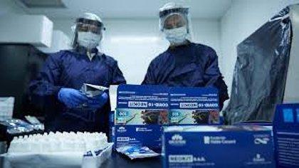 Científicos argentinos desarrollan los nuevos test para detectar COVID-19 (Conicet)
