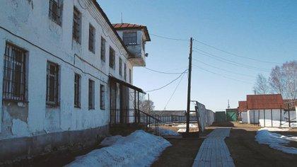 El gulag Perm-36 funcionó como campo de concentración de presos políticos entre 1943 y 1988