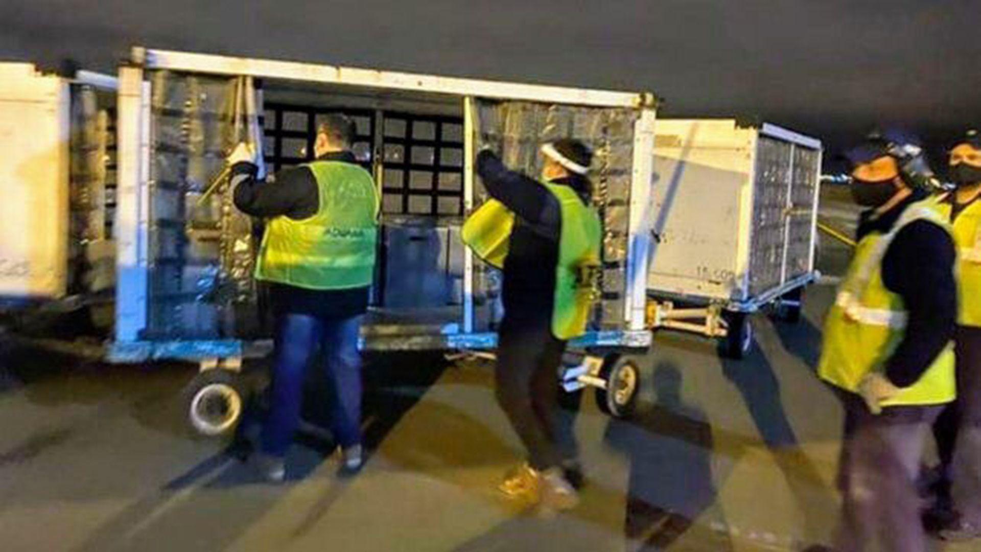 Donación Messi Rosario