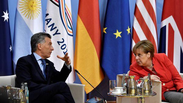 Mauricio Macri reclamó al G-20 que no olvide la violación a los derechos humanos en Venezuela