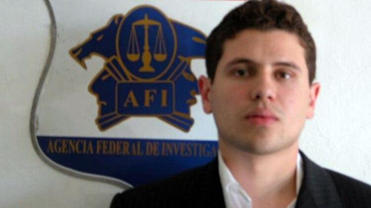 Ivan Archivaldo Guzmán, el hijo menor de