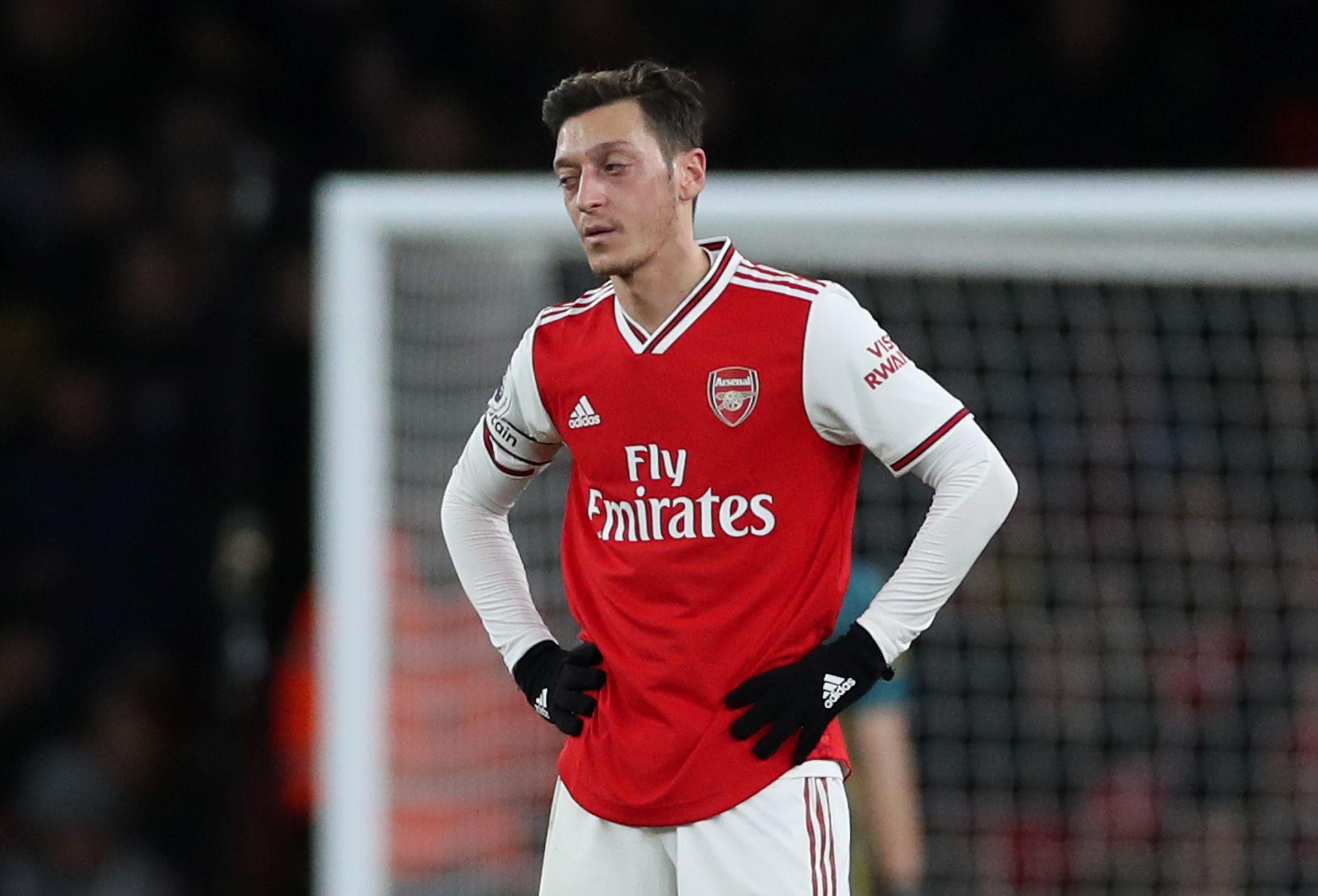 """El alemán transita su octava temporada como """"Gunner"""" - Reuters/"""