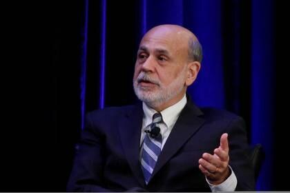 Ben Bernanke, ex presidente de la Reserva Federa, (REUTERS/Christopher Aluka Berry)