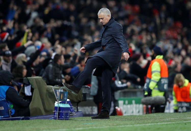 Mourinho se desempeña actualmente como comentarista deportivo (Reuters)