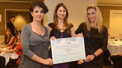 Se entregaron los premios Innovation Awards, organizados por la CCAI, la Embajada de Israel y el Ministerio de Ciencia y Tecnología de la Nación