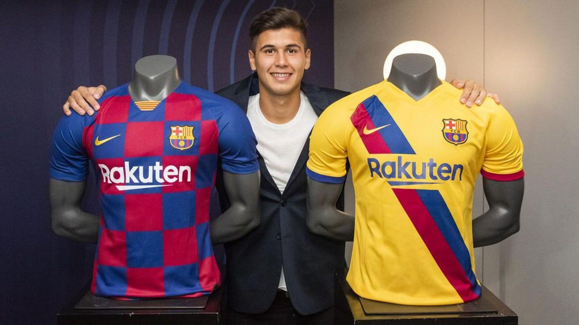 El defensor tiene 18 años (FC Barcelona)