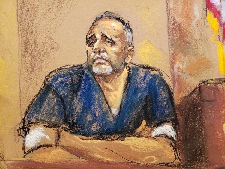 Durante el juicio del Chapo, Alex Cifuentes dio más detalles sobre la relación entre las dos organizaciones (Imagen: Reuters/Jane Rosenberg)