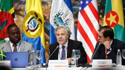 Luis Almagro (EFE)