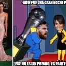 Los mejores memes que dejó la gala del premio The Best de la FIFA