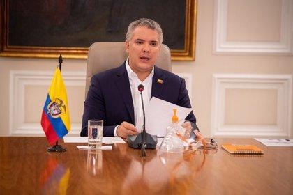 El gobierno de Iván Duque ha impulsado la reapertura de la economía (Presidencia de Colombia)